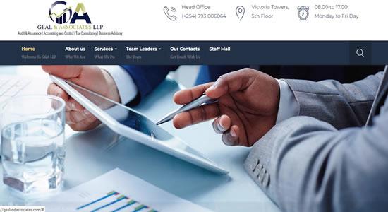 Web & Hosting experts in Kenya